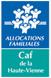 CAF de la Haute-Vienne